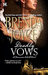 Deadly Vows (Francesca Cahill Deadly, #9)