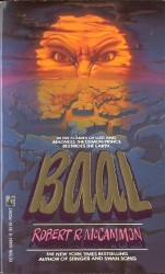 Baal by Robert R. McCammon