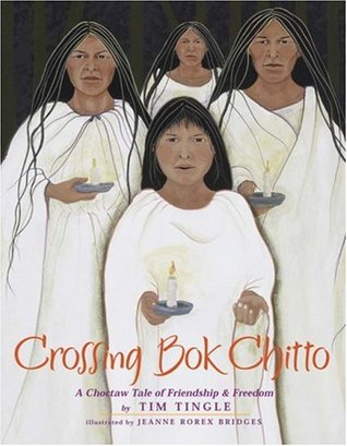 Crossing Bok Chitto by Tim Tingle