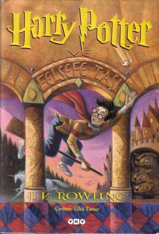 Harry Potter ve Felsefe Taşı (Harry Potter, #1)