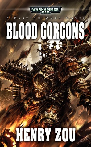 Blood Gorgons (Warhammer 40,000) by Henry Zou