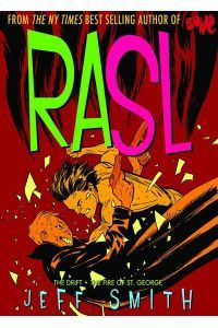 Rasl by Jeff Smith