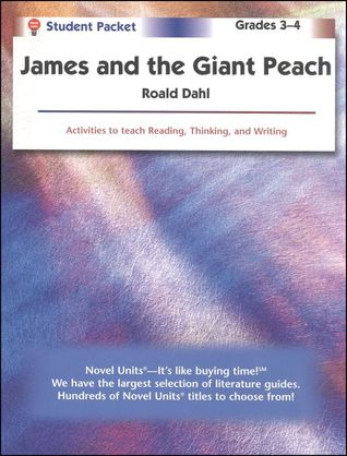 James & the Giant Peach by Gloria Levine