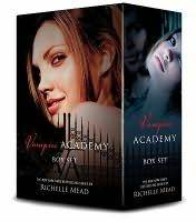 Vampire Academy Box Set by Richelle Mead