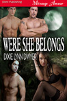 Were She Belongs (Were Trilogy, #1)