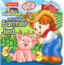 Fisher-Price Little People Let's Meet Farmer Jed