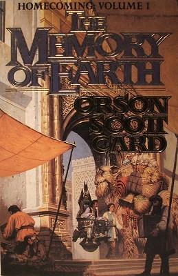 The Memory of Earth (Homecoming Saga, #1)