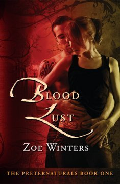 Blood Lust by Zoe Winters