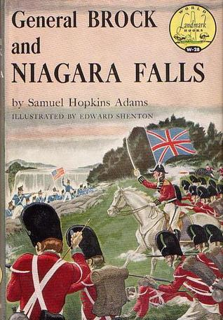 General Brock and Niagara Falls by Samuel Hopkins Adams