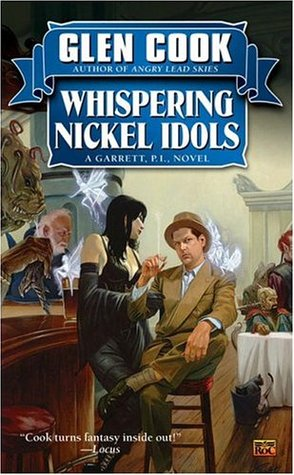 Whispering Nickel Idols by Glen Cook