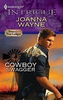 Cowboy Swagger (Sons of Troy Ledger, #1) (Harlequin Intrigue, #1228)