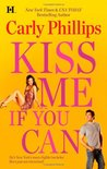 Kiss Me If You Can (Bachelor Blogs, #1)
