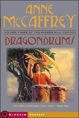 Dragondrums by Anne McCaffrey
