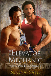The Elevator Mechanic by Serena Yates