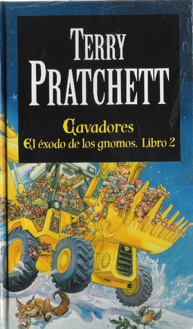 Cavadores by Terry Pratchett