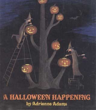 A Halloween Happening by Adrienne Adams