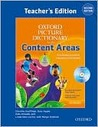 Oxford Picture Dictionary for the Content Areas: Language Development for Content Learning [With CDROM]