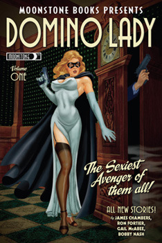 Domino Lady by Lori Gentile