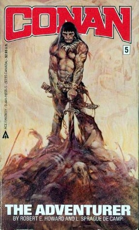 Conan the Adventurer by Robert E. Howard