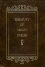 Treasury Of Aesop's Fables by Oliver Goldsmith