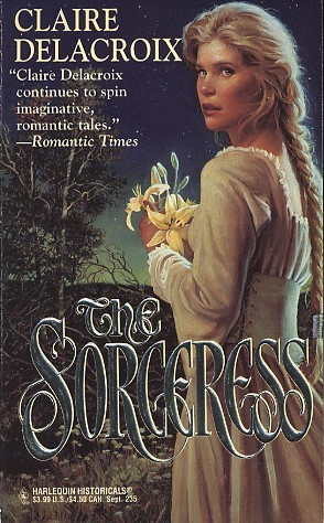 The Sorceress by Claire Delacroix