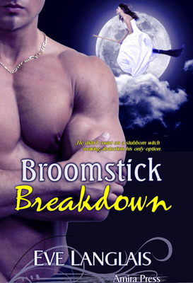 Broomstick Breakdown by Eve Langlais