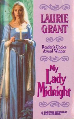 My Lady Midnight (Harlequin Historical, #340)
