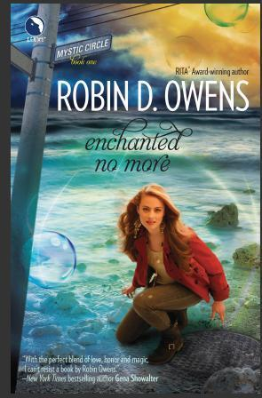Enchanted No More by Robin D. Owens