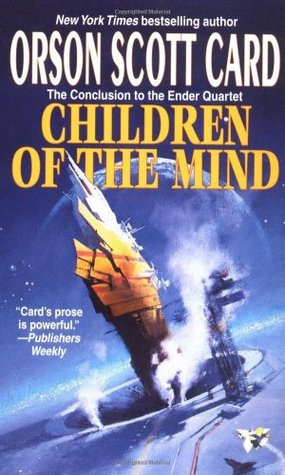 Children of the Mind by Orson Scott Card
