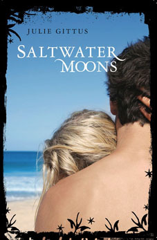 Saltwater Moons by Julie Gittus