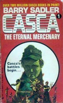 The Eternal Mercenary by Barry Sadler