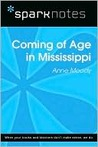 Coming of Age in Mississippi (SparkNotes Literature Guide Series)