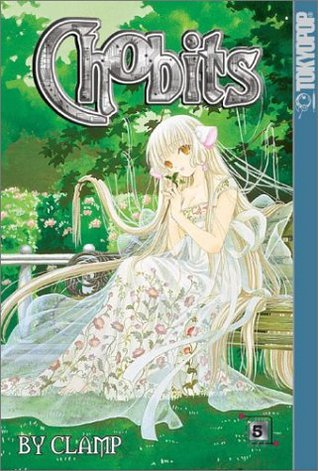 Chobits, Vol. 05 by CLAMP