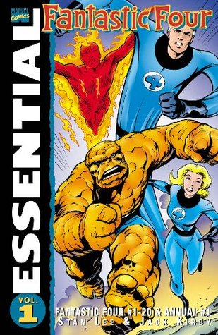 Essential Fantastic Four, Vol. 1 by Stan Lee