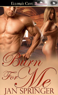 Burn for Me by Jan Springer