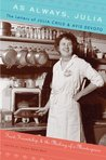As Always, Julia: The Letters of Julia Child and Avis DeVoto: Food, Friendship, and the Making of a Masterpiece