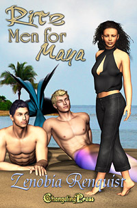 Rite Men for Maya by Zenobia Renquist