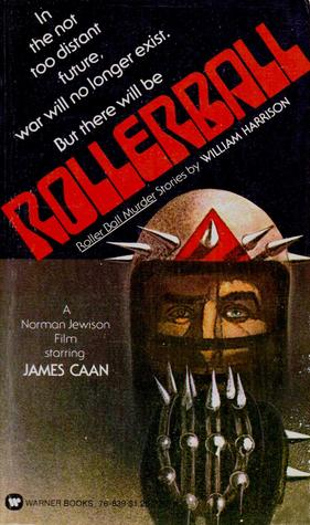 Rollerball Murder by William Neal Harrison