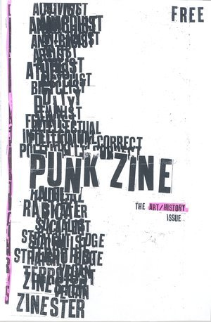 Punk Zine: The Art/History Issue