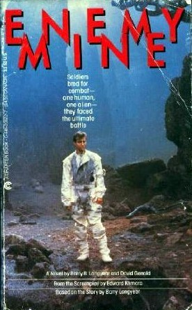 Enemy Mine by Barry B. Longyear
