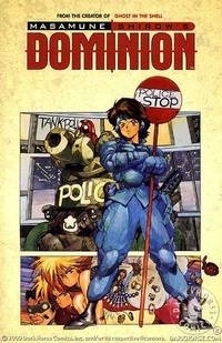 Dominion by Masamune Shirow