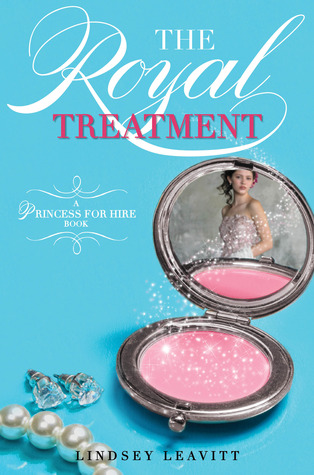 The Royal Treatment by Lindsey Leavitt