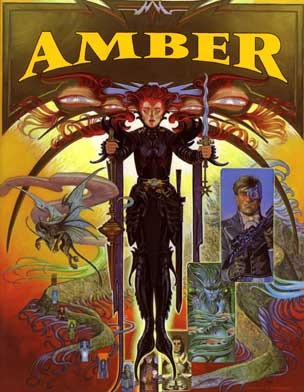 Amber Diceless Role-Playing by Erick Wujcik
