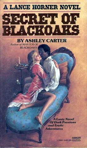 Secret of Blackoaks by Ashley Carter