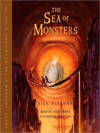 The Sea of Monsters: Percy Jackson and the Olympians: Book 2