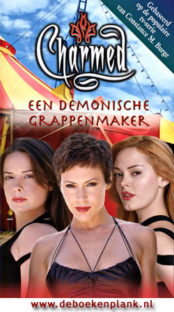 Een demonische grappenmaker by Paul Ruditis