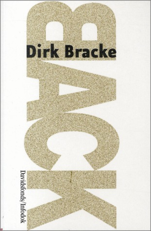 Back by Dirk Bracke