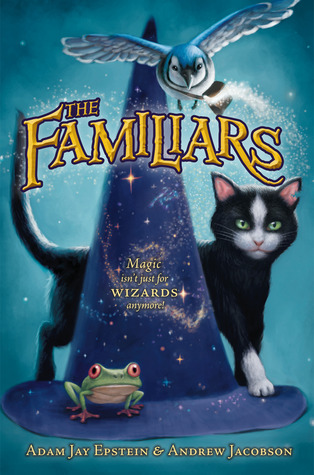 The Familiars by Adam Jay Epstein