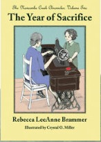 The Year of Sacrifice by Rebecca LeeAnne Brammer