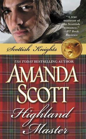 Highland Master (Scottish Knights Trilogy #1)